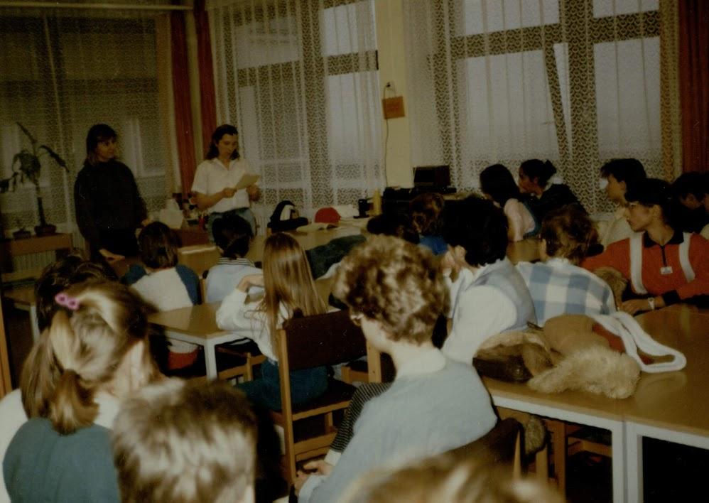 Hild Viktor Könyvtár 1990