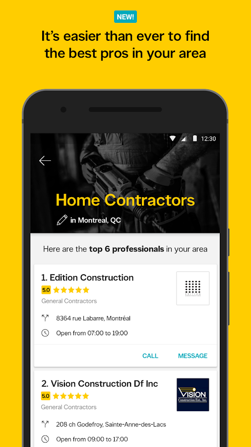 YP Local - Reverse Phone, Gas Prices & Contractors- screenshot