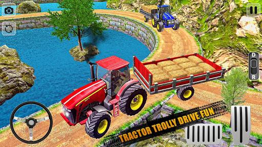 Heavy Tractor Drive Simulator 3D 1.0 screenshots 2