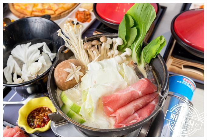 克洛浦水素水餐廳水素豆漿鍋
