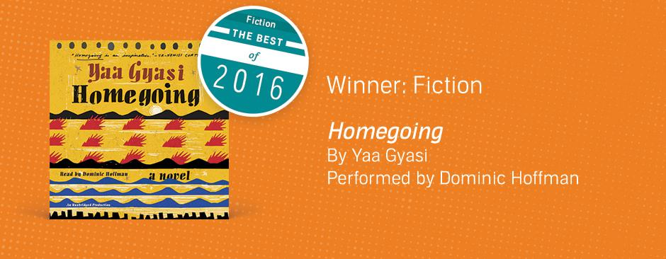Fiction: Homegoing by Yaa Gyasi