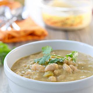 Vegetarian White Bean Chili Recipes