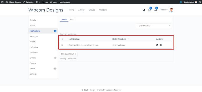 BuddyPress Follow Plugin Review