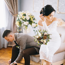 Wedding photographer Aleksey Klimov (fotoklimov). Photo of 10.02.2018