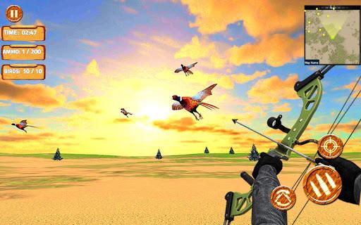 Pheasant Shooter: Crossbow Birds Hunting FPS Games screenshots 12