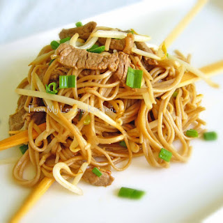 Teriyaki Beef Noodles Recipes