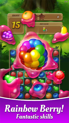 Juice Pop Mania: Free Tasty Match 3 Puzzle Games  screenshots 4