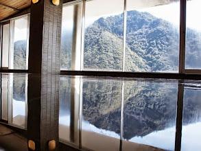 Photo: 展望大浴場からの眺め