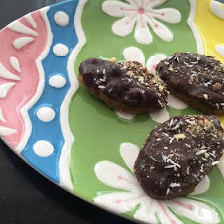 Almond & Peanut-Butter Easter Eggs.