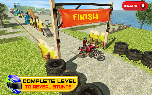 Bike Stunt Racing 3D - Free Games 2020 1.1 screenshots 11
