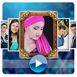 Animated Photos in Frames Icon
