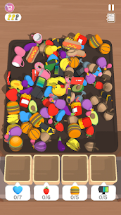 Sort'n Fill MOD APK [Unlimited Money + No Ads] 2