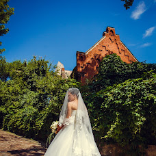 Wedding photographer Alevtina Shvidkova (Shvidkova). Photo of 10.07.2016