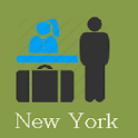 New York Hotels and Flights icon