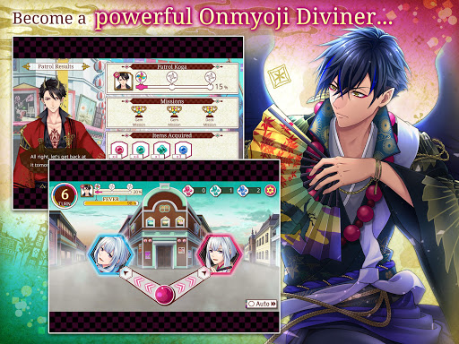 Ayakashi: Romance Reborn - Supernatural Otome Game filehippodl screenshot 17