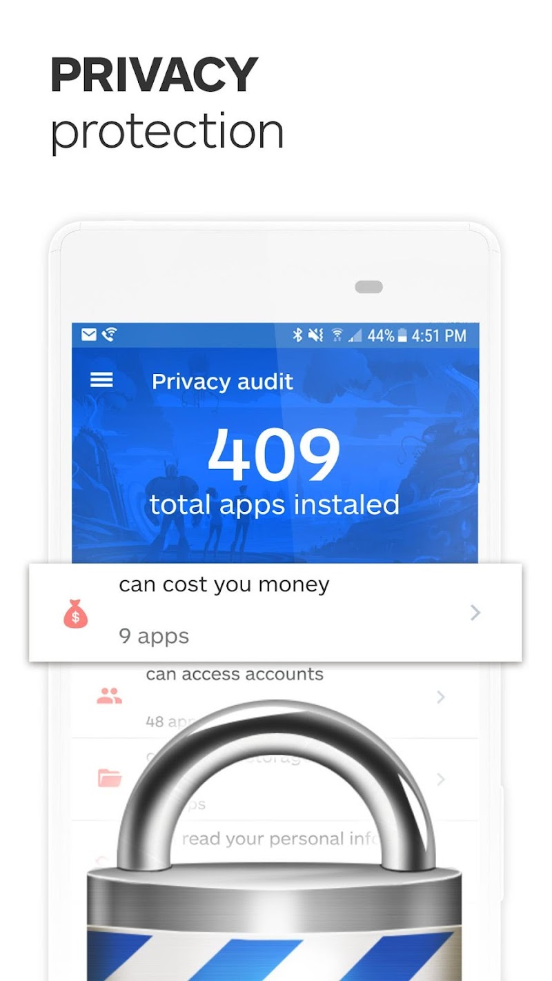 Malwarebytes Security: Virus Cleaner, Anti-Malware Screenshot 2