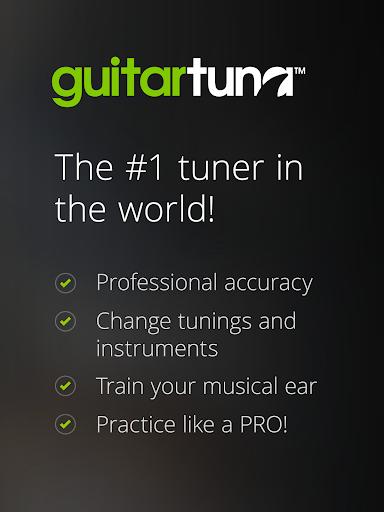 Guitar Tuner Free - GuitarTuna screenshot 16