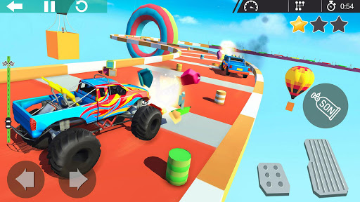 Furious Car Stunts Mega Ramp Car Racing Games 3.8 screenshots 8