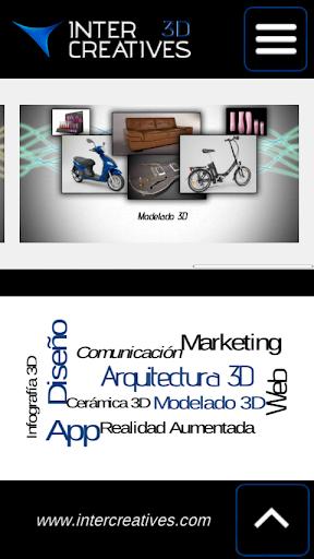 InterCreatives 3D AR