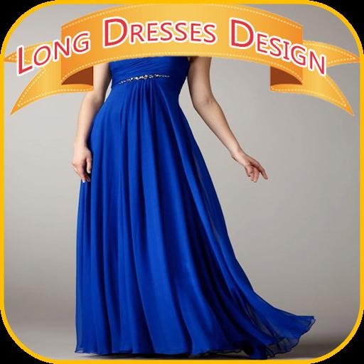 Long Dresses Design Ideas