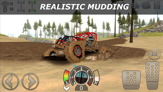 Offroad Outlaws Mod Apk 4.1.1 (Unlimited Money + Golds + Coins) 2