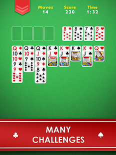 FreeCell - Free Classic Casino Card Game- screenshot thumbnail
