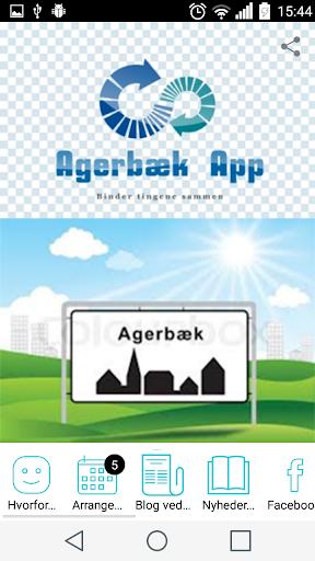 Agerbæk App