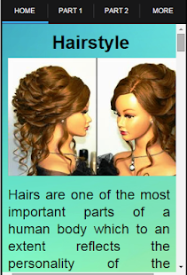 Hair Style for Womens - náhled