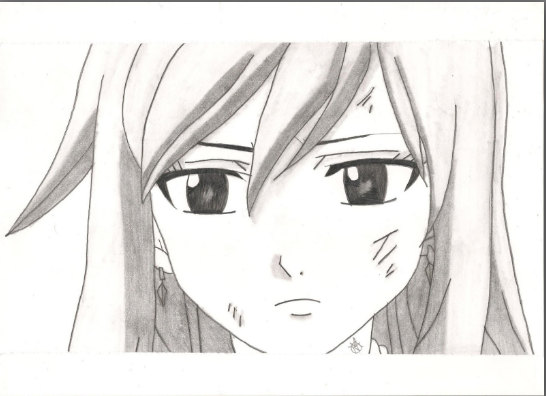 картинки аниме рисунки