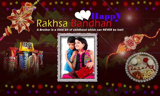 Rakhi Photo Frames New 1.0 screenshots 2