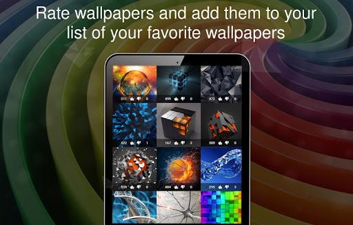 3D wallpapers 4k 1.0.12 screenshots 16