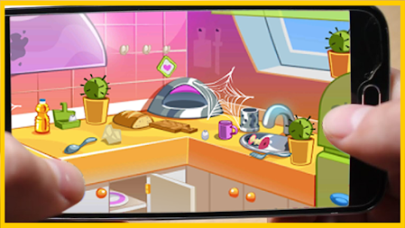 LOL A Doll Surprise House Cleaning 1.0 APK screenshot thumbnail 5