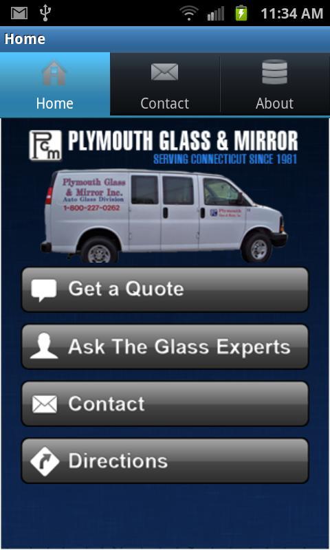 Скриншот Plymouth Glass