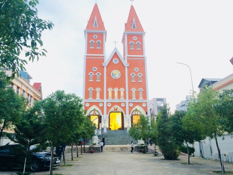Nhà thờ Thuận Phát, Tp Hồ Chí Minh