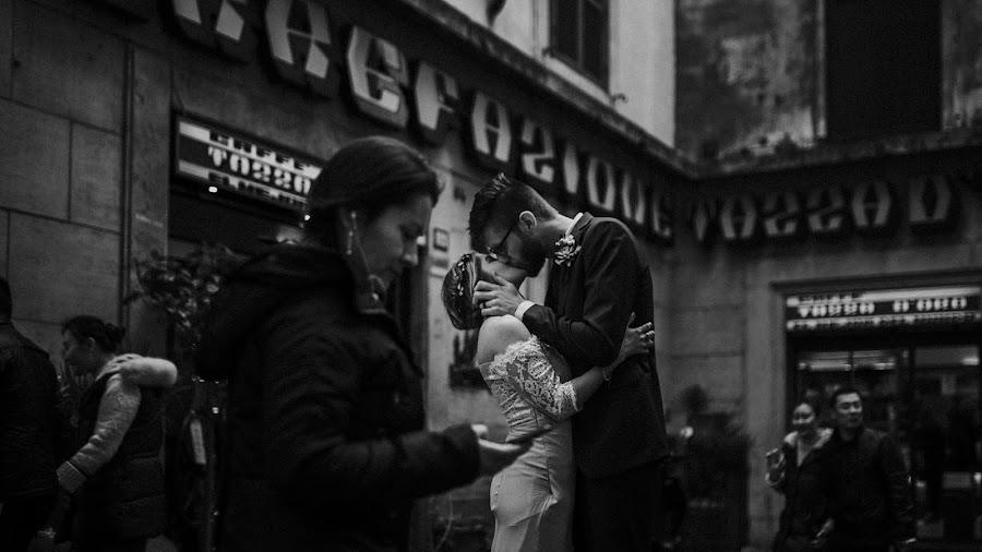 Pulmafotograaf Federico a Cutuli (cutuli). Foto tehtud 19.07.2019