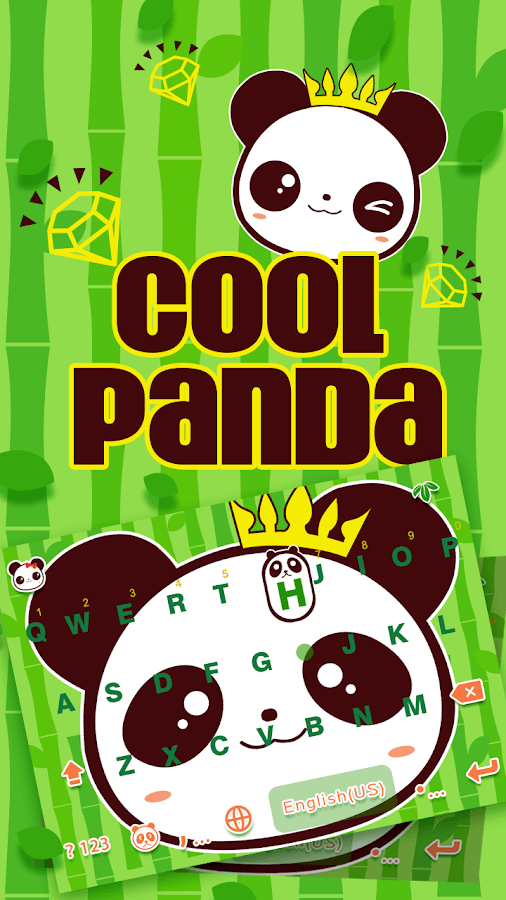 Cool-Panda-Kika-Keyboard-Theme 7
