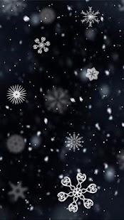 sněžení lwp