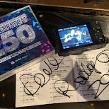 mission accomplished: signed copy of Super Eurobeat 250 by Dave Rodgers in Tokyo, Tokyo, Japan