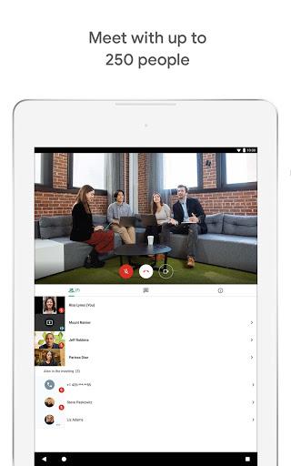 Google Meet - Secure Video Meetings 44.5.324814572 Screenshots 13