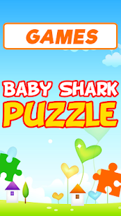 Baby Shark Fun Puzzle - náhled
