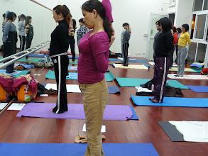 Photo: 20110406健康活力瑜珈006