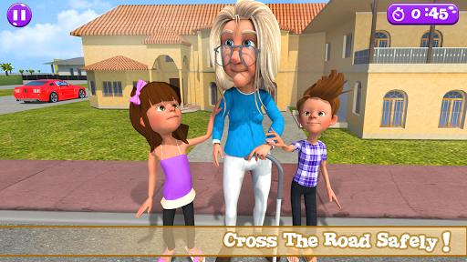 Super Granny Happy Family  screenshots 8