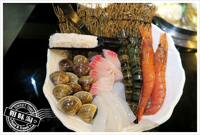 武鶴和牛-海鮮拼盤
