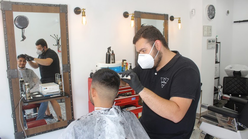 El gasto  en peluquería creció de forma sustancial en Almería tras las primeras fases del confinamiento.