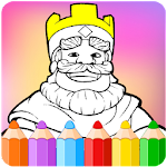 How to color Clash Royale icon