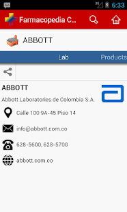 Farmacopedia Colombia- screenshot thumbnail