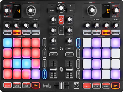 Dj Pads Game PRO 1.0 DreamHackers 1
