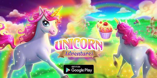 Unicorn Adventures World | Miraculous Unicorn Game apkdebit screenshots 7