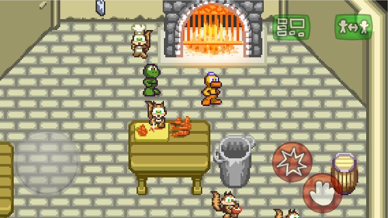 Crystal Picnic Screenshot