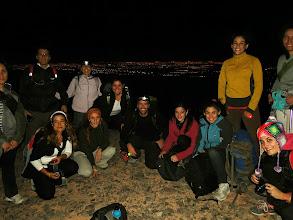 Photo: Trekking con Luna Llena Cº 3 Marias